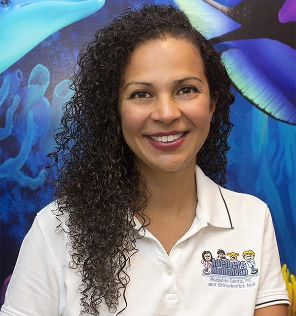 Ericka Montalvan Pediatric Dentist, West Islip NY
